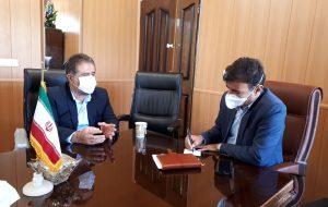 تقدیر وتشکر ویژه فرماندار دنا از مخابرات کهگیلویه وبویراحمد/پروژه فیبر نوری یاسوج به سی سخت شروع شد