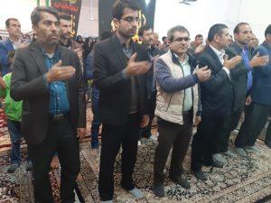 برگزاری مراسم شهادت حضرت فاطمه زهرا در سرفاریاب+(تصاویر)