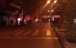 گزارش  تصویری از دهمین روز از محدودیت سخت کرونایی در یاسوج/